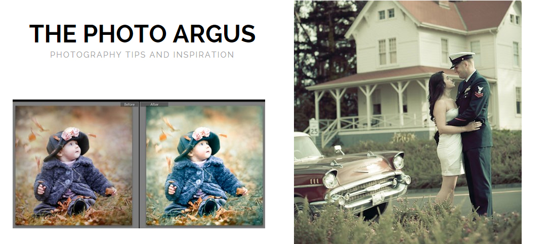 PhotoArgus Website Free Presets