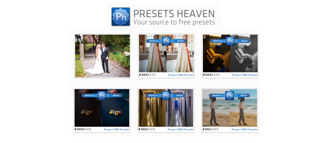free lightroom presets from presets heaven