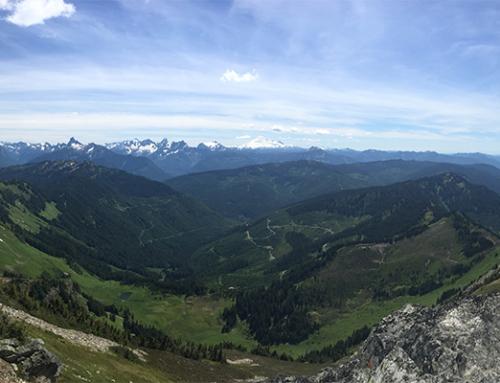Hiking Mount Cheam- Chilliwack BC